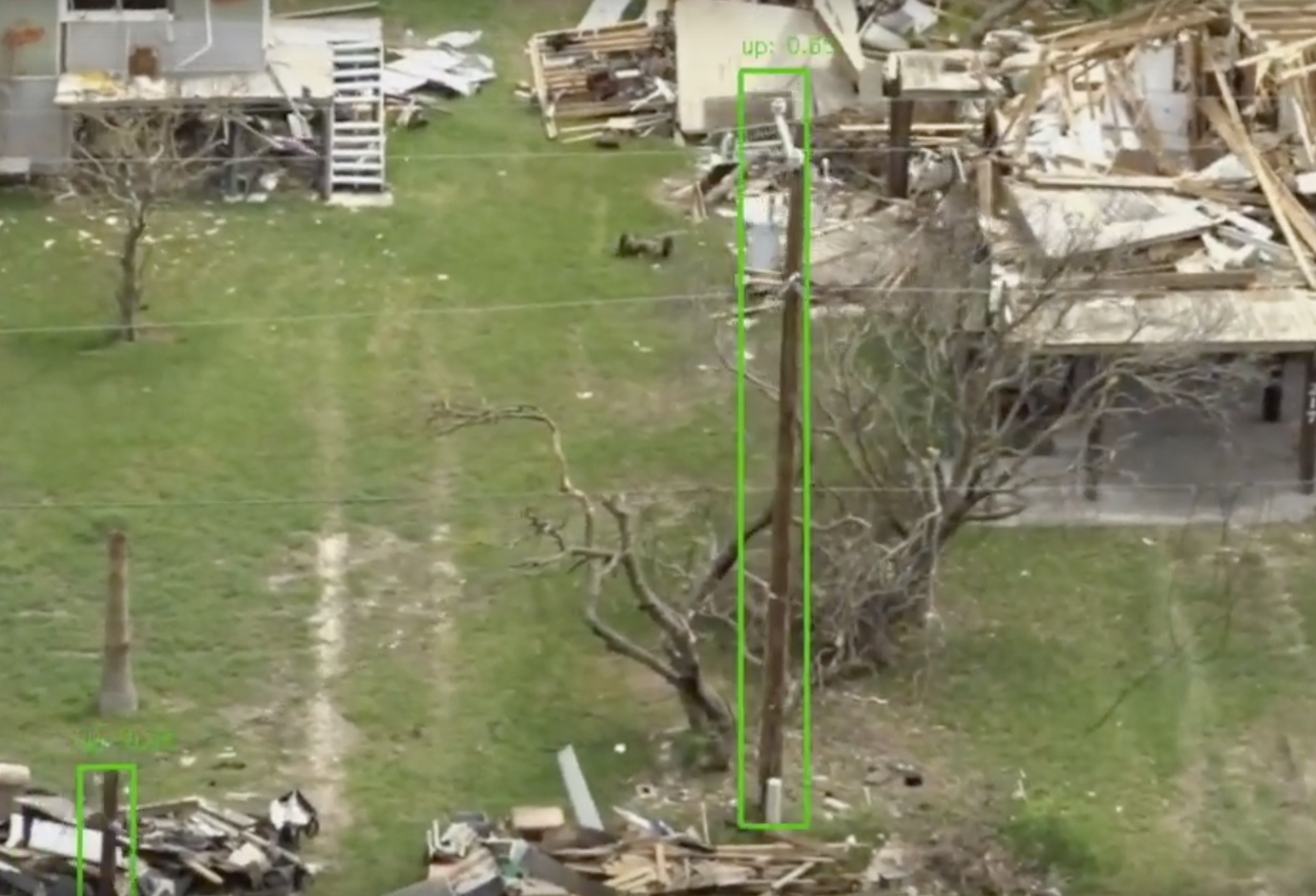 ioView for rapid damage assessment